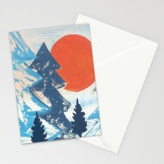 Pine & Sun Stationery Cards