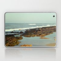 Boat in the sea Laptop & iPad Skin