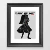 May The Schwartz Be With… Framed Art Print