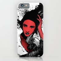 iPhone & iPod Case featuring Diva  by Art is Vast