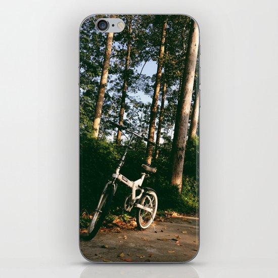 Trail Bike iPhone & iPod Skin