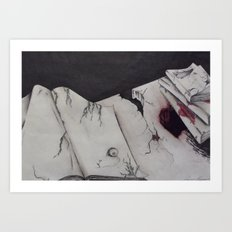 Educational Decomposition Art Print