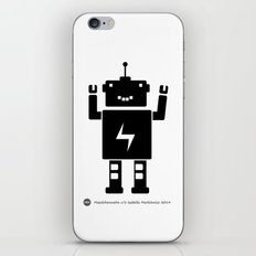 ROBOT Number One iPhone & iPod Skin