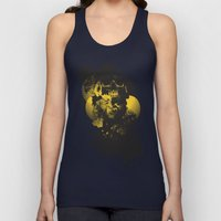 Abstract Thinking Unisex Tank Top