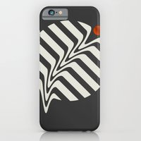 iPhone & iPod Case featuring Visual Melt by BLKSPC