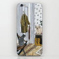 House Pets iPhone & iPod Skin