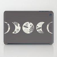 Lunar Nature iPad Case