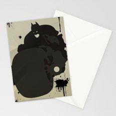 The Dark Knight: Batpod Stationery Cards