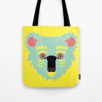 Kute Koala Tote Bag