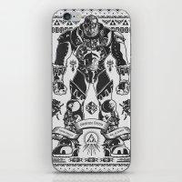 Legend of Zelda Ganondorf the Wicked iPhone & iPod Skin
