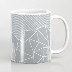 Ab Linear Grey Mug