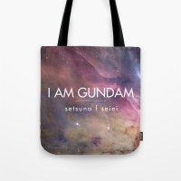 Gundam Retro Space 2 Tote Bag