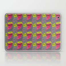 Abstract strawberry Laptop & iPad Skin