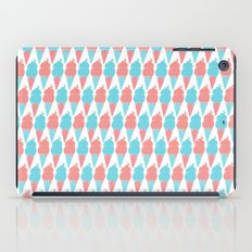 Ice cream pattern iPad Case