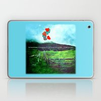 there is a field... I'll meet you there. Laptop & iPad Skin