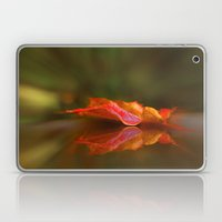 Maple Leaf Reflection Laptop & iPad Skin