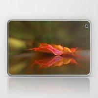Maple Leaf Reflection Laptop & iPad Skin