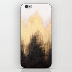 Metallic Abstract iPhone & iPod Skin