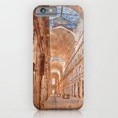 Battered Prison Corridor iPhone 6 Slim Case