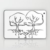 All The Pretty Blossoms Laptop & iPad Skin