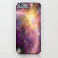 iPhone & iPod Case featuring Nebula VI by Em Beck