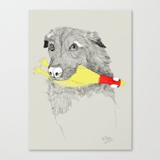 Lulaby Canvas Print
