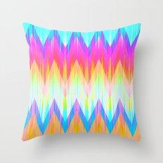 Mix #422 Throw Pillow