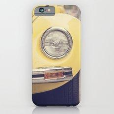 Yellow Beetle Slim Case iPhone 6s