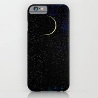 Crescent Moon iPhone 6 Slim Case