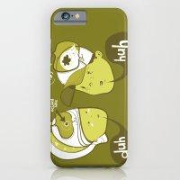 Pea Brain Patty And Bird… iPhone 6 Slim Case