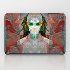 machina ex femina iPad Case