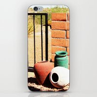 By The Gate iPhone & iPod Skin