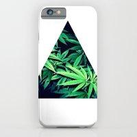 Smoke Weed iPhone 6 Slim Case