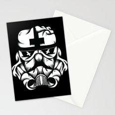 Satanic Trooper Stationery Cards