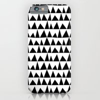 iPhone & iPod Case featuring Playful triangles by Cecilia Andersson