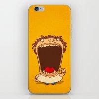 Big Mouth iPhone & iPod Skin