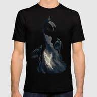 Stormbringers Mens Fitted Tee Black SMALL