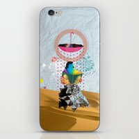Desert Of Knowledge iPhone & iPod Skin