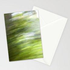 Rainy Day Motion 1 Stationery Cards