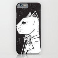 Family Portrait Cat iPhone 6 Slim Case