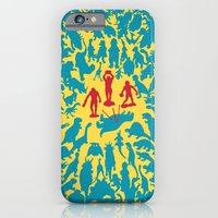 iPhone & iPod Case featuring Hunted! by Ivan Guerrero