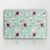 Wear To Wonderland – S… Laptop & iPad Skin