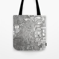 SF Friendship Tote Bag