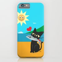 iPhone Cases featuring GET! by BATKEI