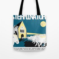 The Exterminating Angel Tote Bag