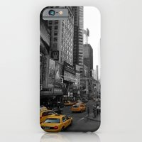 iPhone & iPod Case featuring Empire state of mind by Anna Andretta