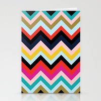 ZigZag #4 Stationery Cards