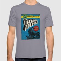Unknown America Comics #1 Mens Fitted Tee Slate SMALL