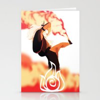 Avatar Roku II Stationery Cards