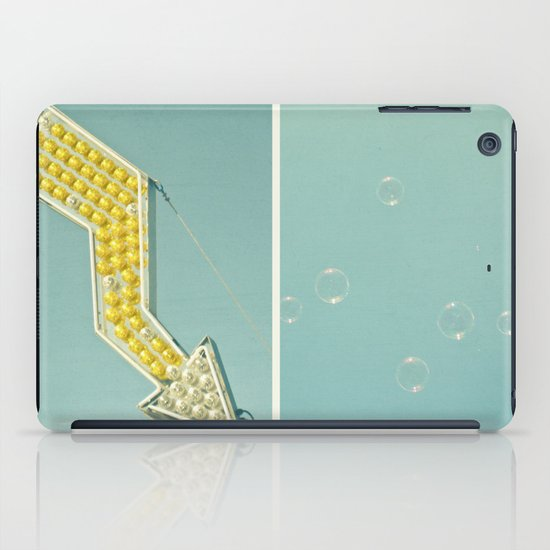 Bubbles iPad Case